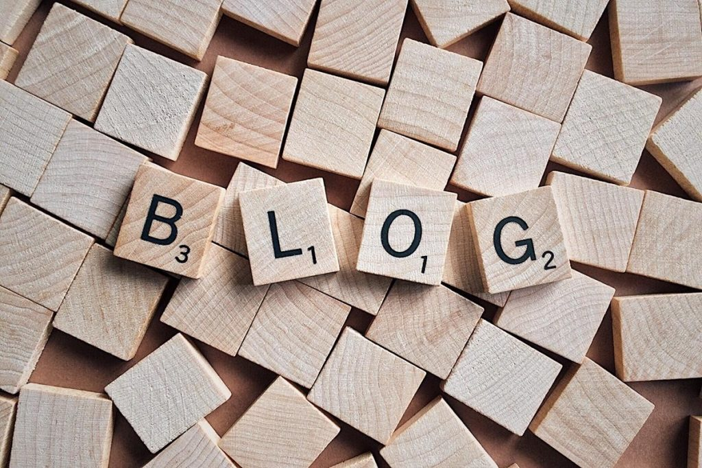 The Power of the Blog to grow your brand